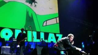 Gorillaz - Rhinestone eyes (live) HD