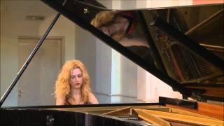Mina Mijovic - Scriabin: Etude op. 42 no. 5