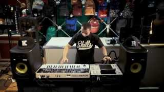 #KRAZYRAF - Tsunami (Live Remix)
