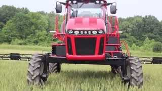 Apache Sprayer: 5-Year Warranty