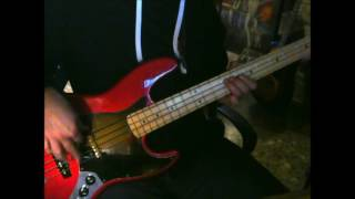 Bob Marley   Iron Lion Zion   Bass Cover