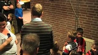 Hallenmasters Stein 27-12-2014 prijs uitreiking 1 en 2
