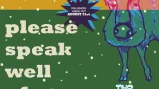 The Weepies - Please Speak Well Of Me (Audio)
