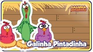 Galinha Pintadinha - videoclip infantil animado