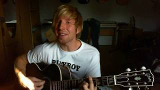 Nickelback- When we stand together cover