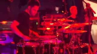 "MICHAŁ BOCEK Drum Cam 2014 - ""HALO"" 