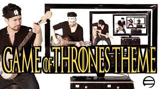 """Game of Thrones Theme"" BLUEGRASS Rendition"