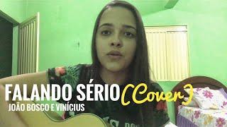 Winne Couto | ''Falando sério'' João Bosco e Vinícius (Cover)