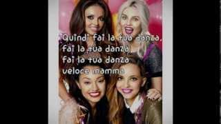 Little Mix Word Up traduzione italiana
