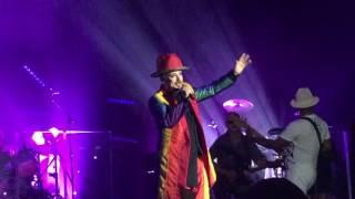 Boy George sings Purple Rain
