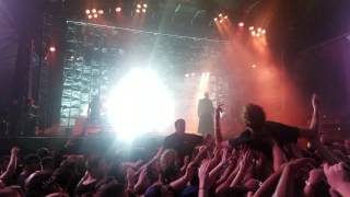 Disturbed- The Vengeful One live at Louder Than Live