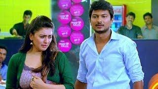 Hansika meets her fiance - Oru Kal Oru Kannadi width=