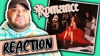 CAMILA CABELLO - ROMANCE (FULL ALBUM) REACTION