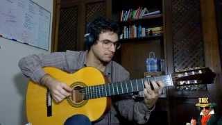 Beethoven em Funk Carioca (Ode a Alegria) - Solo de Violão (Marcos Kaiser) #28
