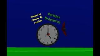 (Halloween Event RMV) Panda e os Caricas - As Caveiras (Partidos Brasileiros)