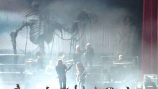 Avantasia - Sign of the Cross / The Seven Angels live @ Grugahalle Essen 19.12.2010