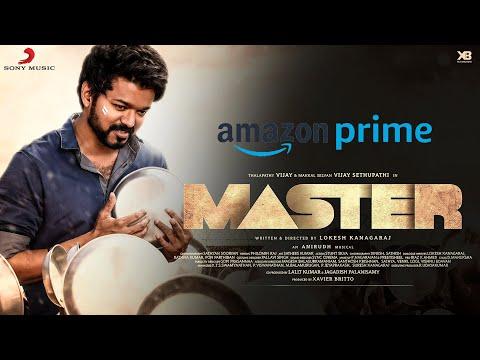 🔴 Master OTT Release Date Revealed | Amazon Prime | Thalapathy Vijay | Lokesh | Vijay Sethupathi