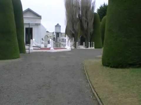 Viaje por Sudamerica di Giacomo Sanesi. Punta Arenas (CIL). 01115 – cimitero