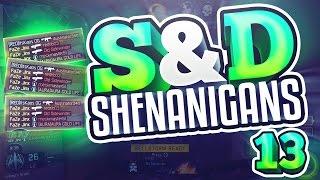 S&D SHENANIGANS #13 - THE STRUGGLE