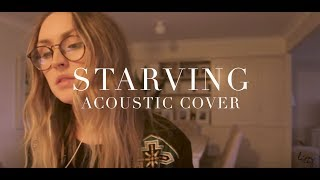 Starving (live acoustic cover) | Lizzy