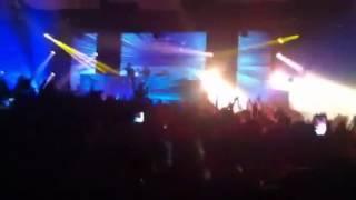 Cosmic Gate - 05.04.2013 Festival Hall, Melbourne - Silence