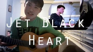 5 Seconds of Summer - Jet Black Heart (Piano & Guitar Cover)