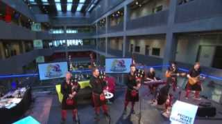 Red Hot Chilli Pipers - Wake Me Up (Avicii) Radio Edit