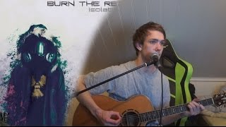 The World Beyond - Burn The Rez cover