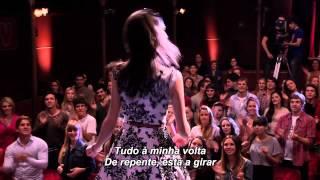 """Violetta 2 - Francesca canta """"Nel mio mondo"""" [Legendado em Português]"""