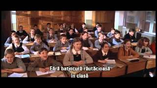 Pink Floyd - Another brick in the wall (romanian subtitle)