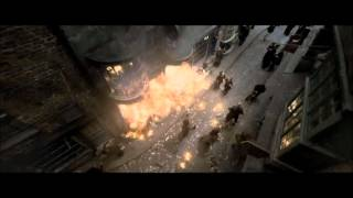 Harry Potter and the Half-Blood Prince - Death Eaters in London (HD)