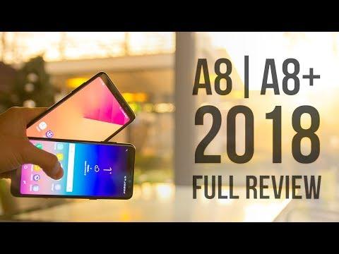 Samsung Galaxy A8 și A8+ 2018: Full Review în Română