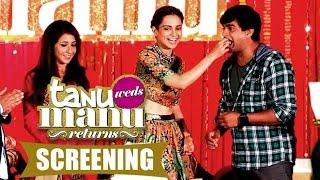 Tanu Weds Manu Returns Movie 2015 | Kangana Ranaut, R. Madhavan | Special Screening width=