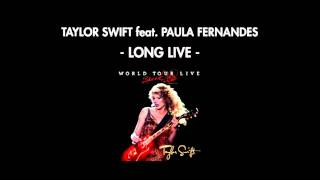 Taylor Swift e Paula Fernandes - Long Live - CasamentosMagazine.com