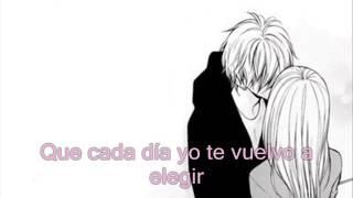 Nightcore~ Te voy a amar [Axel]