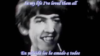 Im my life   The Beatles sub español ingles video official