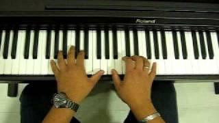 Faz um Milagre em Mim - Regis Danese - Piano