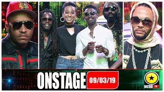 Lord Cavalli, Mr G, Jesse Royal, Chris Martin, Alaine, Ginjah - Onstage March 9 2019 (Full Show)
