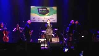 Walk On The Wild Side, sung by Suzanne Vega, SXSW 2014 Lou Reed Tribute