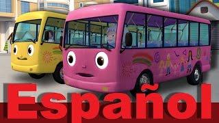 Las ruedas del autobús | Parte 8 | Canciones infantiles | LittleBabyBum