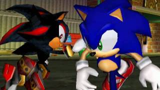 Sonic Adventure 2 Battle Music The Mad Convoy Race