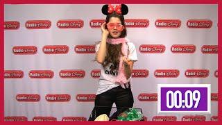 Laura Marano - RDMA 15 Second Challenge   Radio Disney Music Awards   Radio Disney