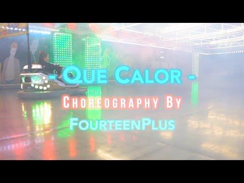 Major Lazer - Que Calor (feat. J Balvin & El Alfa) (Official Music Video) Choreography FourteenPlus