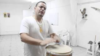 Congo de Ouro Escola de Curimba Tambores de Palmares Professor Paulo de Xangô