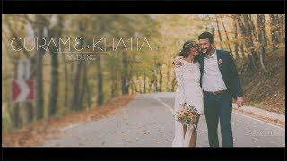 Guram & Khatia Wedding Clip GIKA STUDIO 2017