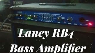 Laney RB4 Combo Bass Amplifier - Demo by Edy PM