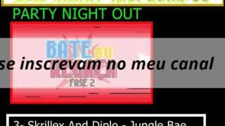 Top 5 musicas do bate ou regaça
