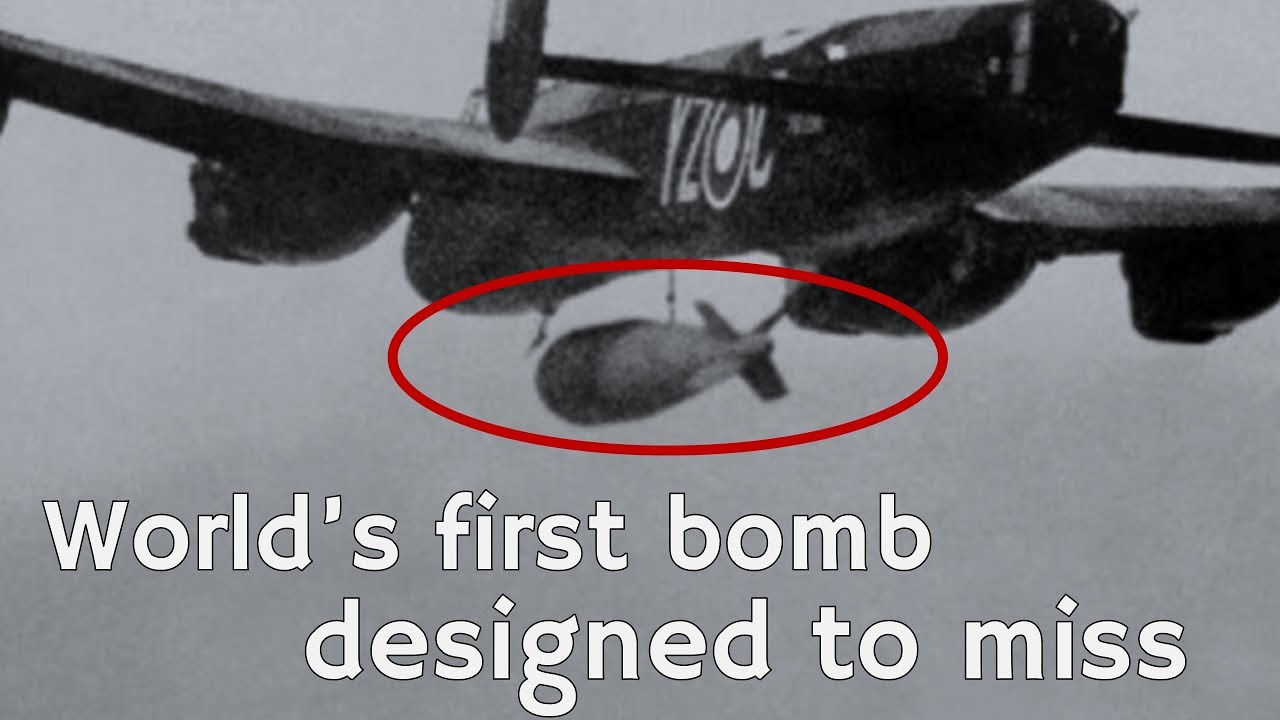 World's First Bomb Designed To Miss – Against The Odds 2018