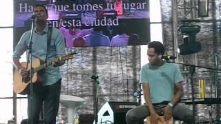 Marcos Brunet - Toma tu lugar (en vivo)