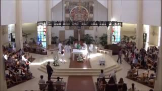 """2016 - """"Amar como Jesus amou"""" - Coro Juvenil de São Pedro do mar, Quarteira"""